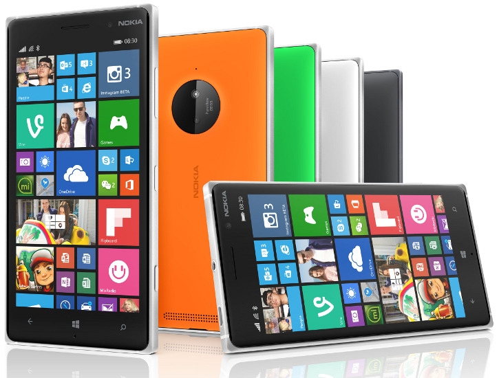 Lumia 830 Windows Phone 8.1 Lumia Denim