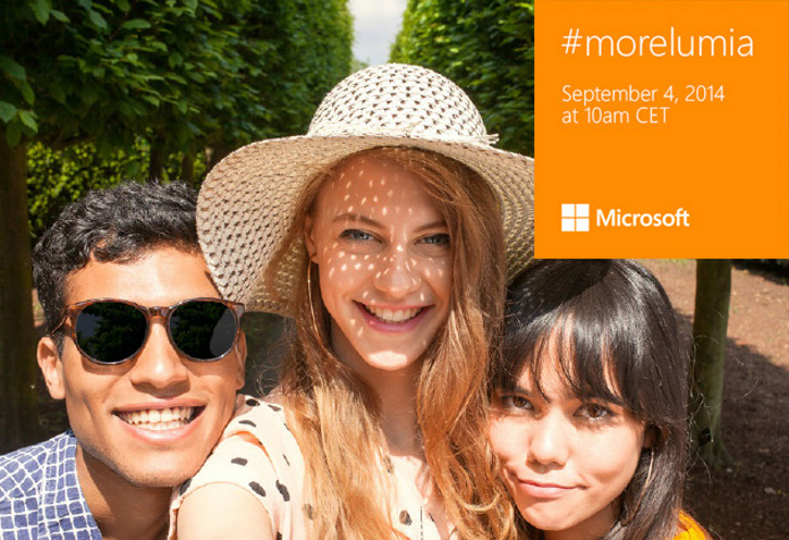Ready for #MoreLumia?
