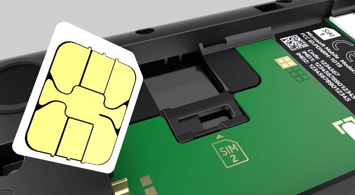 Nokia Lumia 530 - jak włożyć kartę SIM do telefonu?