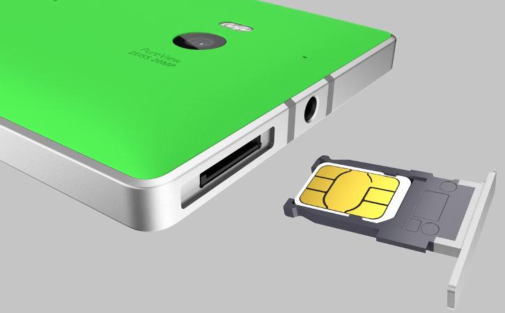 Nokia Lumia 930 - jak włożyć kartę SIM do telefonu?