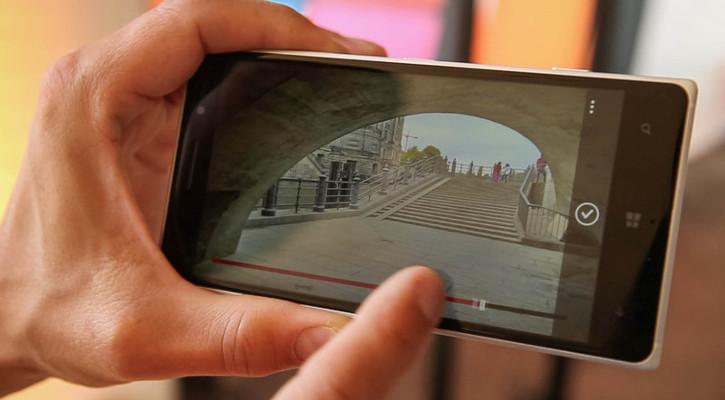 Rich Capture Lumia Camera