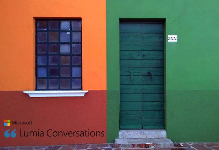 Lumia Conversations Microsoft