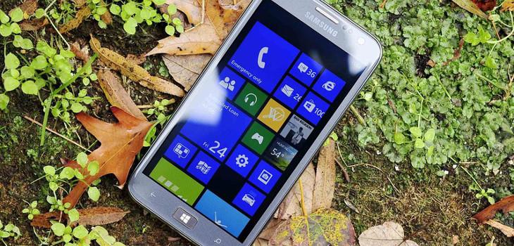 Samsung ATIV S aktualizacja Windows Phone 8.1 Update 1
