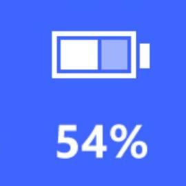Wskaźnik procentowy oszczędzania baterii w Windows Phone 8.1 Update 1 (Lumia Denim)