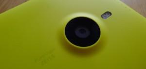 Nokia Lumia 1520 aparat