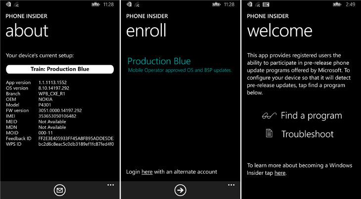 Phone Insider Windows Phone