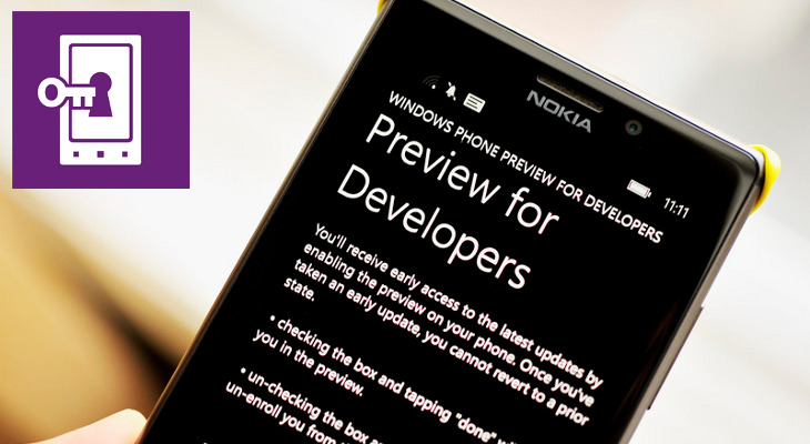 Preview for Developers