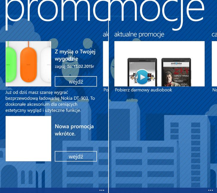Promocje i Konkursy Windows Phone