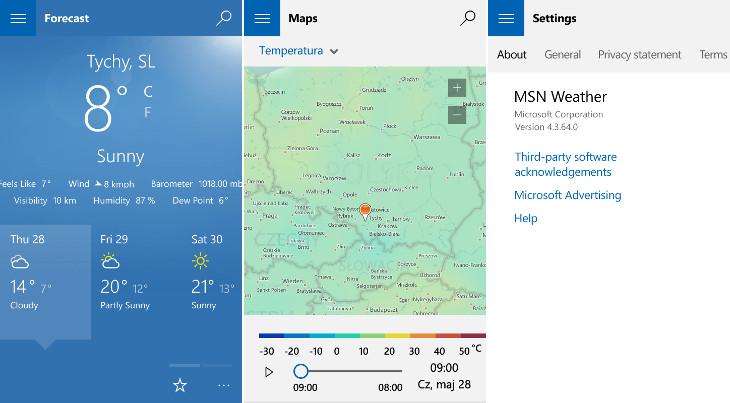 MSN Weather 4.3.64.0