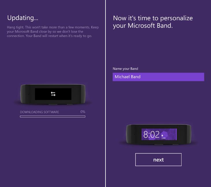 Microsoft Health - Microsoft Band