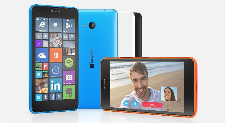 Microsoft Lumia 640 Dual SIM Windows Phone 8.1 Update 2