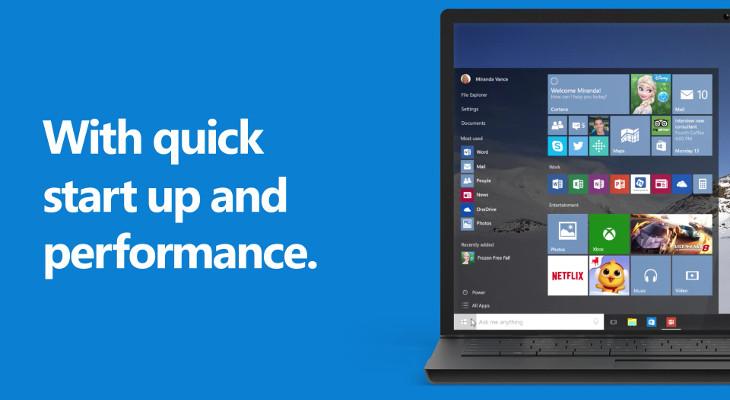 Windows 10 dla komputerów