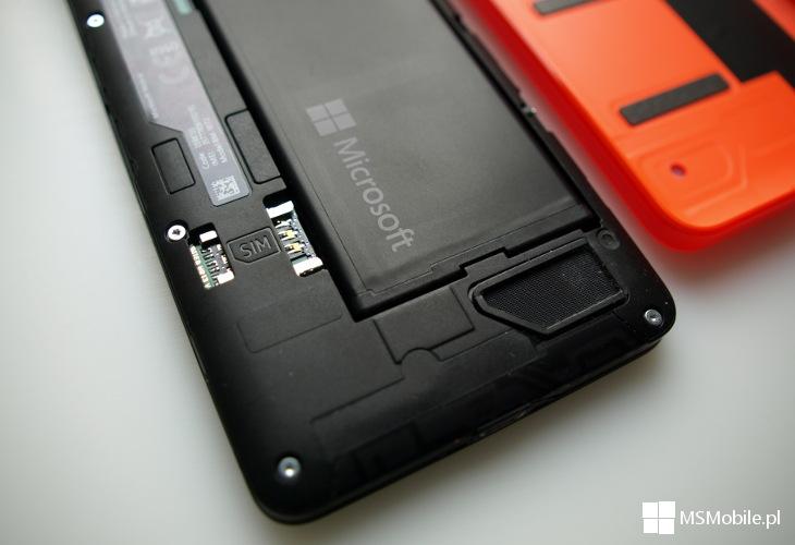Microsoft Lumia 640 - bateria