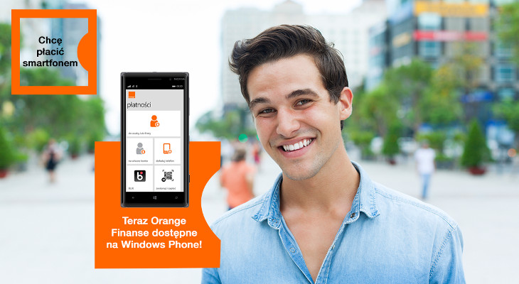 Orange Finanse Windows Phone