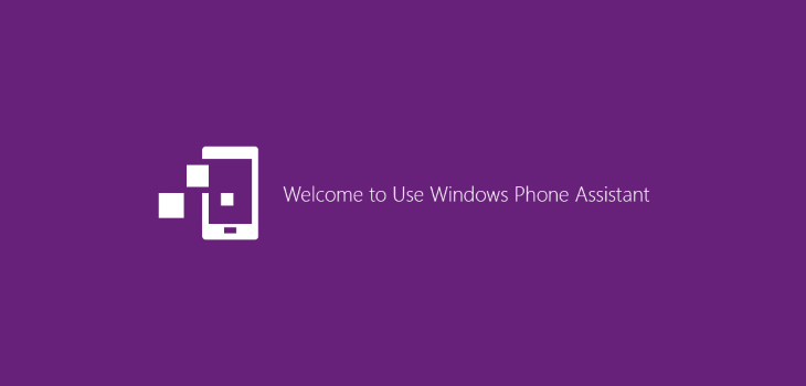 Windows Phone Assistant