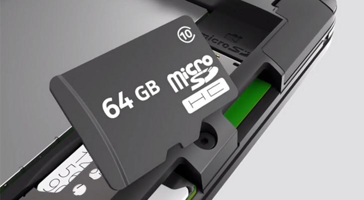 Karta pamięci microSD dla Lumia