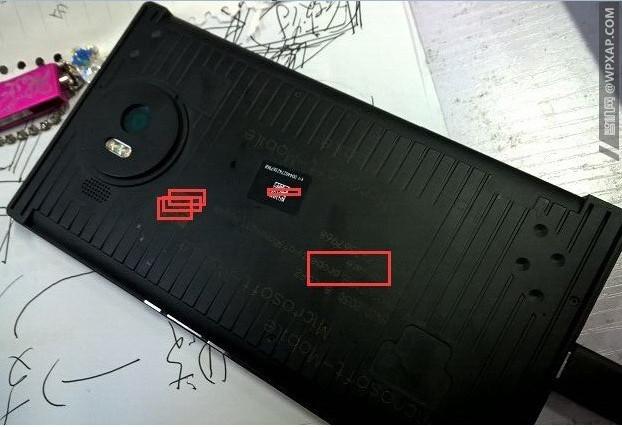 Microsoft-Lumia-950-tylna-obudowa