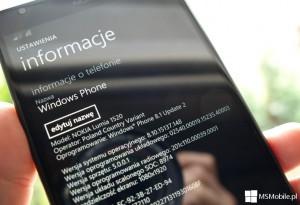 Nokia Lumia 1520 - Windows Phone 8.1 Update 2