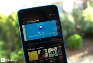Sklep w Windows 10 Mobile