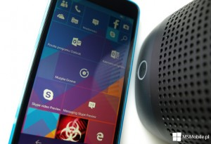 Muzyka Groove dla Windows 10 Mobile