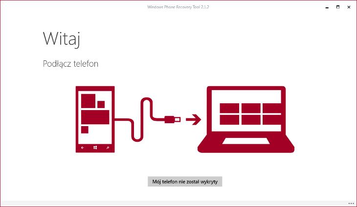 Windows Phone Recovery Tool 2.1.2