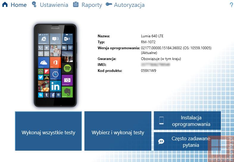Lumia 640 LTE - Windows 10 Mobile Build 10559