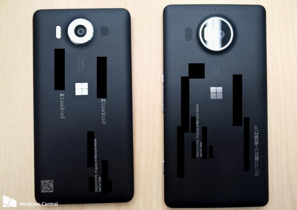 Lumia 950 i Lumia 950 XL