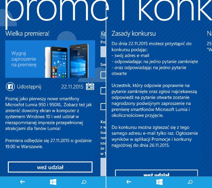 Promocje i Konkursy - Zaproszenie na imprezę społeczności Windows