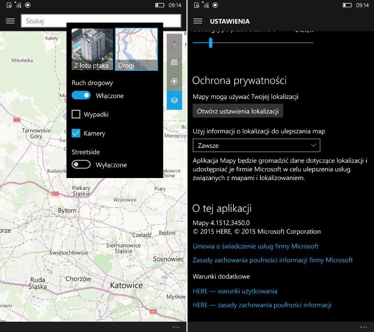 Mapy Windows
