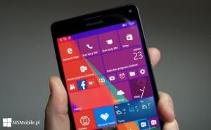 Windows 10 Mobile - Lumia 950 XL