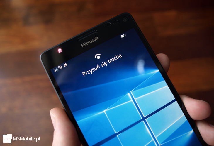 Lumia 950 XL - Windows Hello