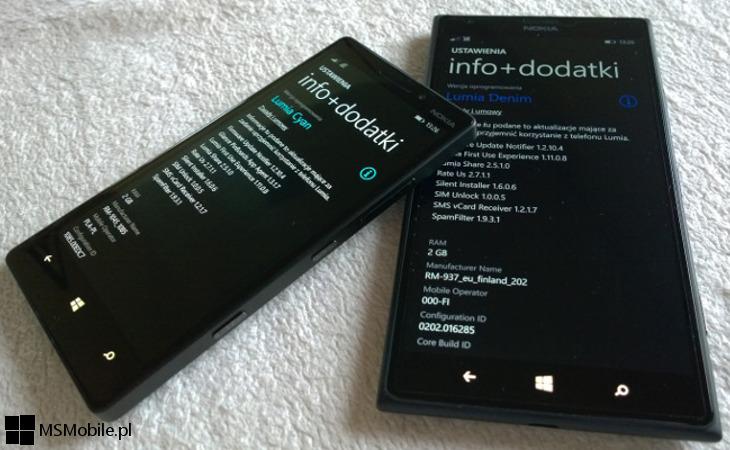 Aktualizacja oprogramowania Lumia