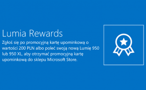 Lumia Rewards