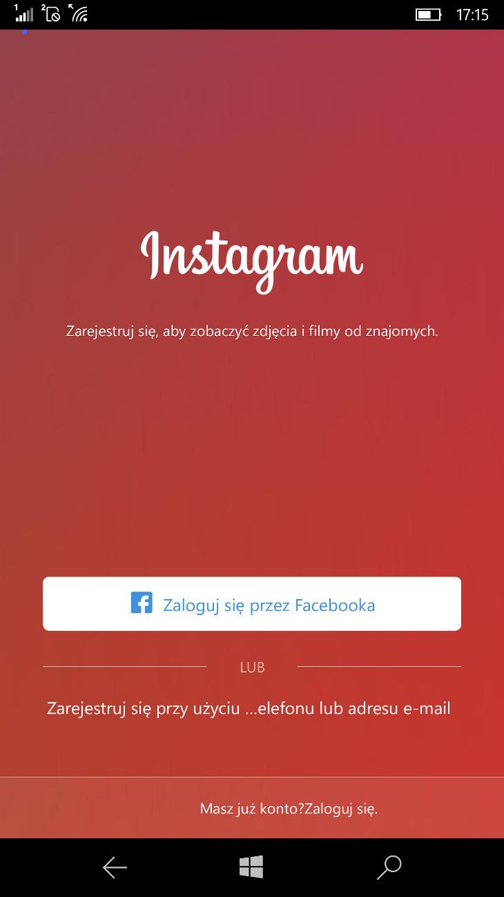 Instagram (beta)
