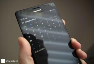 Kalendarz Windows 10 Mobile