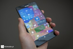 Windows 10 Mobile - Lumia 950 XL