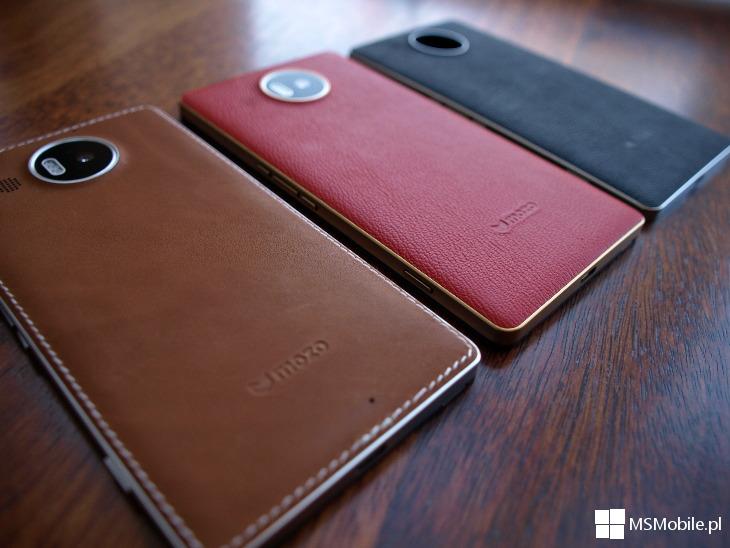 Etui Mozo dla Lumia 950 XL