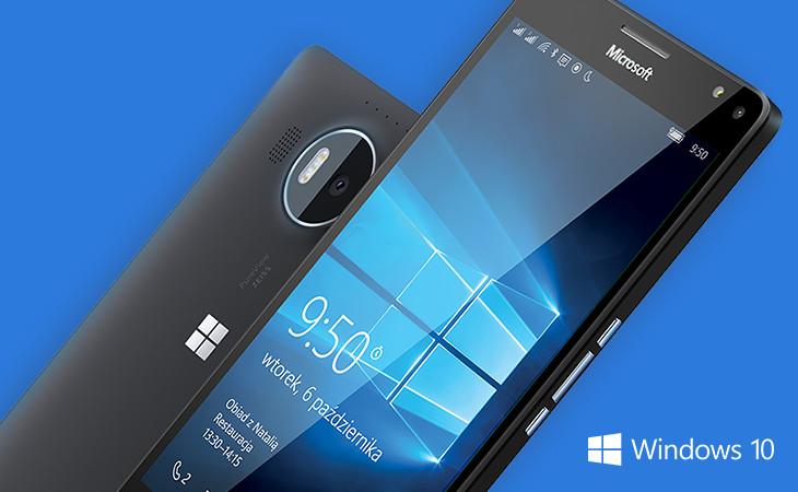 Promocja Lumia 950 XL
