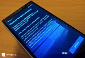 Lumia 930 - Doradca uaktualnienia Windows 10 Mobile