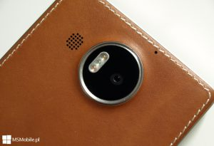 Aparat w telefonie Lumia 950 XL