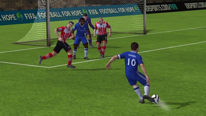FIFA 17 Mobile dla Windows 10 Mobile