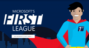 Microsoft's First League