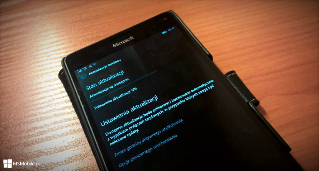 Windows 10 Mobile Build 14951