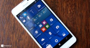 Lumia 650 Windows 10 Mobile