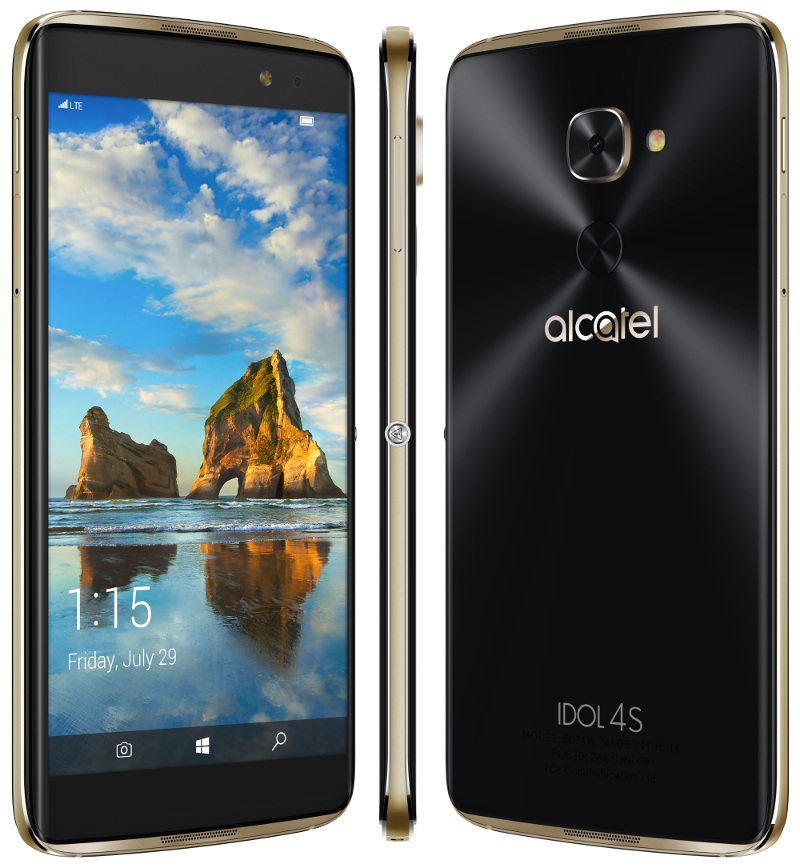 Alcatel IDOL 4S - Windows 10 Mobile
