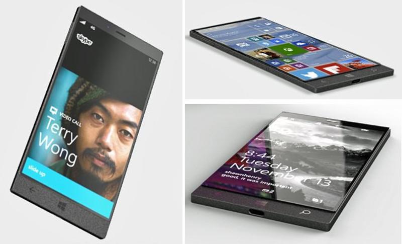 Telefon Dell Intel Windows 10