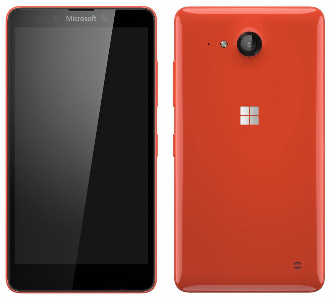 Anulowany telefon Lumia 750