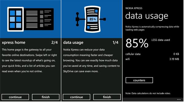 Nokia Xpress Beta - Nokia Lumia Windows Phone