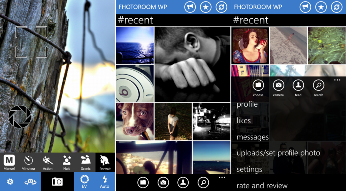 Fhotoroom Nokia Lumia Windows Phone
