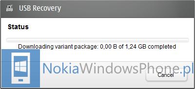 Nokia Care Suite - sprawdzanie oprogramowania